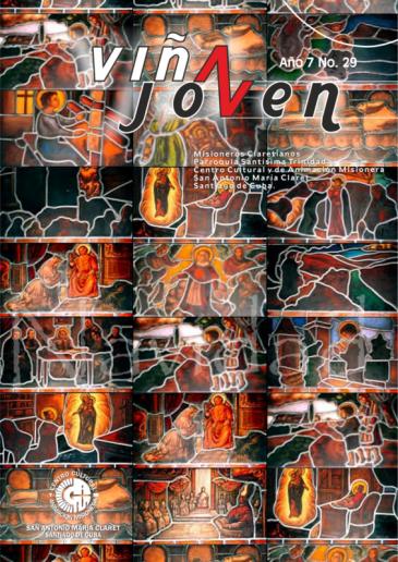 Cubierta del nro 29 de la revista Viña Joven