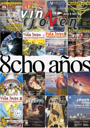 Cubierta del nro 30 de la revista Viña Joven