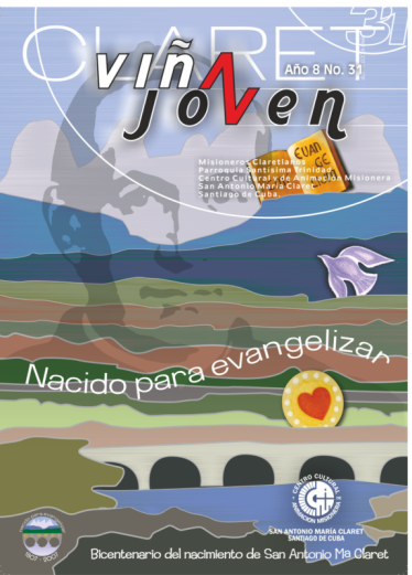 Cubierta del nro 31 de la revista Viña Joven