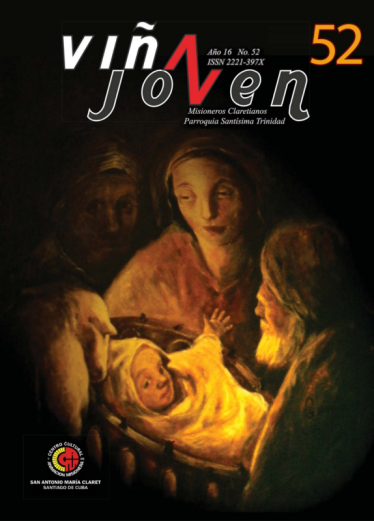 Cubierta del nro 52 de la revista Viña Joven