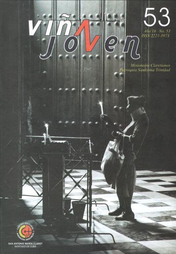 Cubierta del nro 53 de la revista Viña Joven