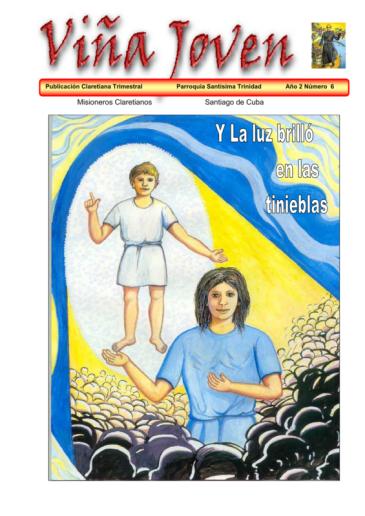 Cubierta del sexto número de la revista Viña Joven