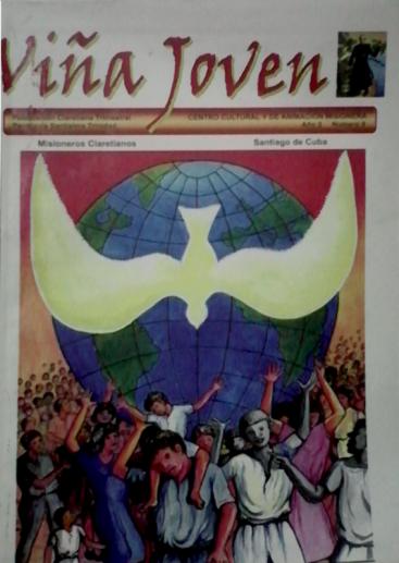 Cubierta del noveno número de la revista Viña Joven
