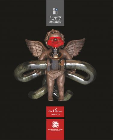 Portada del Catálogo del XI SAR