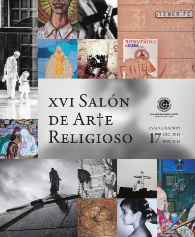 Portada del Catálogo del XVI SAR