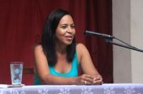 Adelsa Martínez, por primera vez en Viña Joven