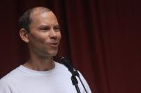 Alex Muñoz, uno de los autores más asiduos en Viña Joven