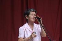 Mirta Clavería, Directora de la revista