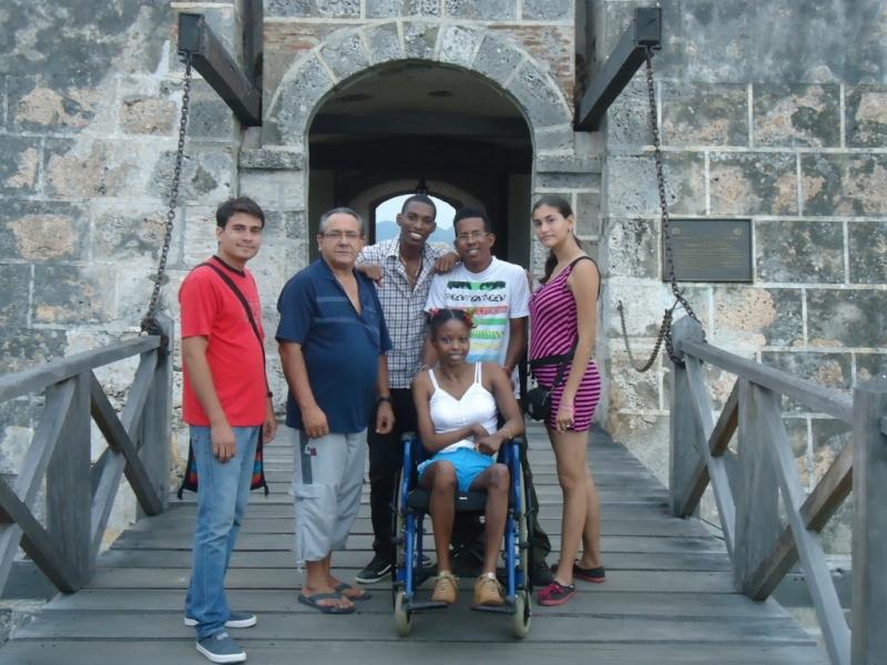 Visitando el Morro