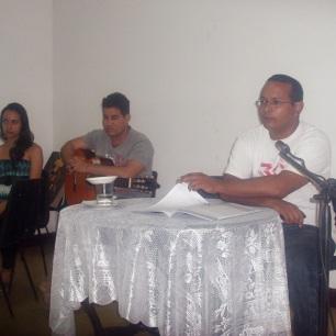 Reynier Rodríguez, uno de los autores publicados