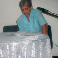 Rosa Rodríguez, una eterna colaboradora, hoy como articulista