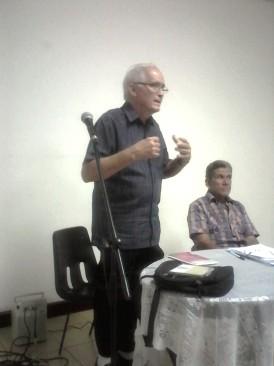 """P. Jorge Catasús, el primer invitado del espacio """"El patio de los sueños"""""""