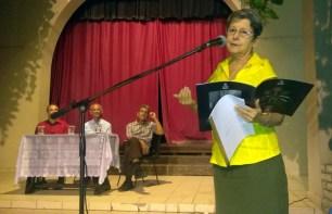 Mirtha Clavería comentó sobre los vínculos de los invitados con el SAR
