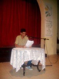 Carlos Manuel Gómez, Primer Premio del concurso