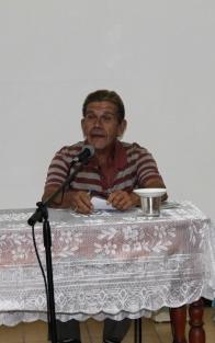 José Orpí, el anfitirión del espacio