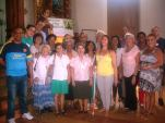 Participantes en el primer encuentro nacional de Seglares Claretianos