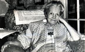 Dulce María Loynaz. Foto: Sitio oficial de la Uneac